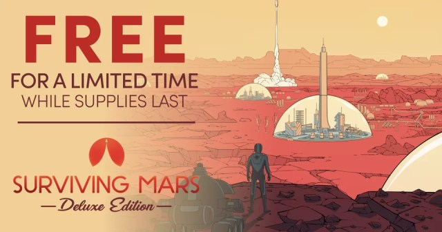 Get a FREE Surviving Mars Deluxe Edition Steam key 2
