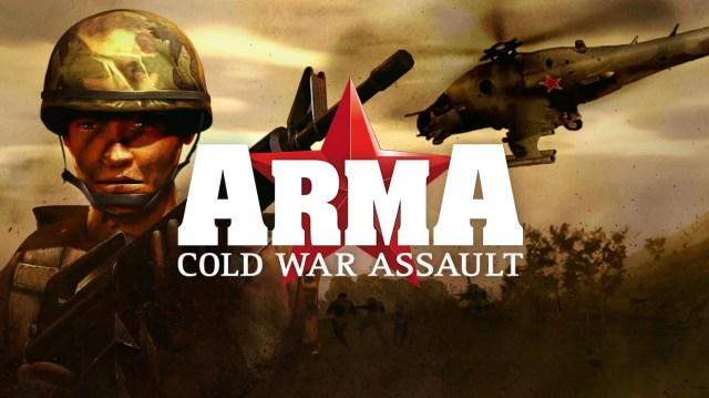 Grab ARMA: Cold War Assault for free on Steam