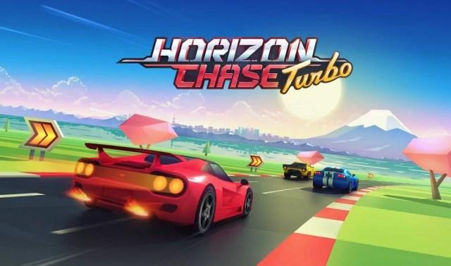 Free Game on Epic Games Store: Horizon Chase Turbo