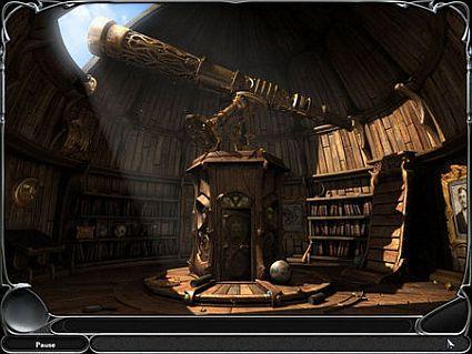Dream Chronicles telescope screenshot