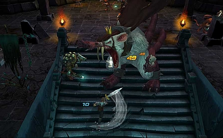 Royal Quest mmorpg screenshot 1