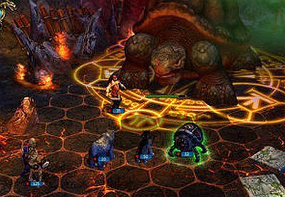 king's bounty crossworlds turtle boss