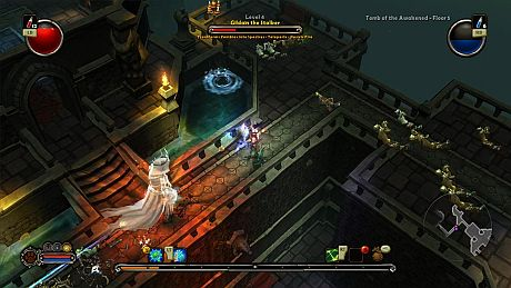 Torchlight for XBOX 360 screenshot