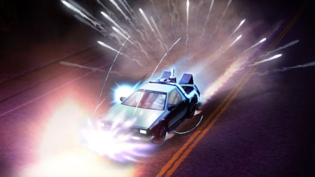 back to the future the game screenshot 3