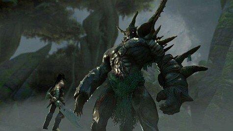 Garshasp the monster slayer big baddy screenshot