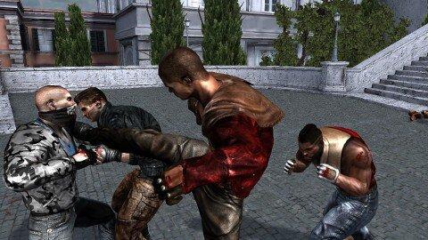 Breaking the Rules game screenshot