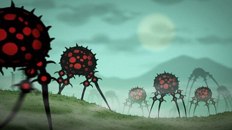 Insanely Twisted Shadow Planet - Spiders