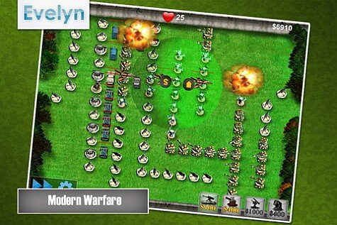 battle ground defense screenshot