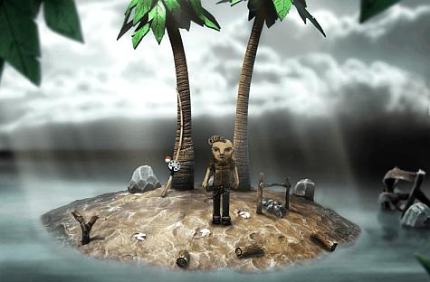 the_dream_machine-deserted island screenshot