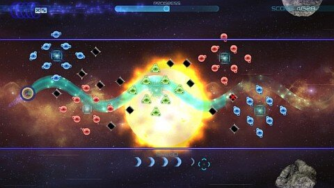 waveform game - screenshot 2