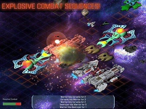 Star Hammer Tactics - Screenshot 1