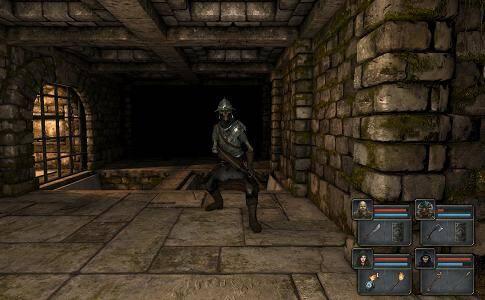 Legend of Grimrock screenshot 3