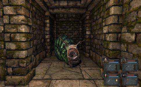 Legend of Grimrock screenshot 4