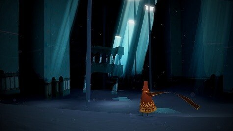 Review: Journey for PSN from thatgamecompany