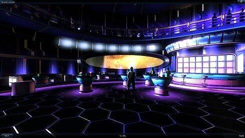 galaxy on fire 2 full hd - space lounge