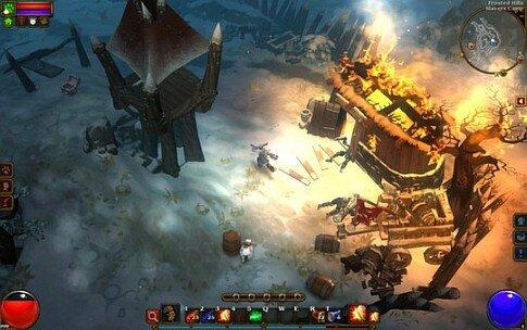 torchlight_II-outdoor-levels-screenshot
