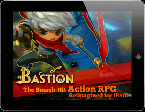 Bastion for iPad from Supergiant Games