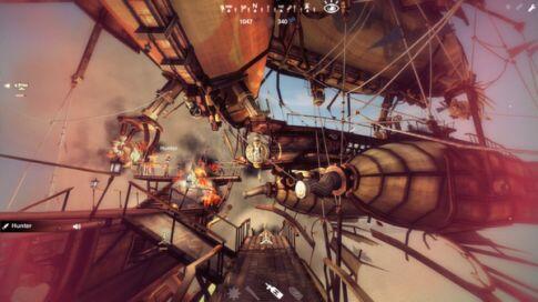guns of icarus online - screenshot