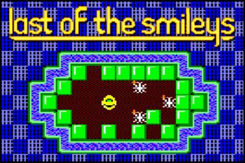 Quell - original game - last of the smileys