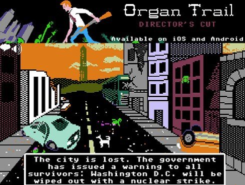 organ trail screenshot