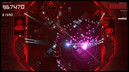Ultratron screenshot A