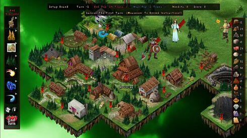 skyward collapse  avatars on the map - screenshot 3