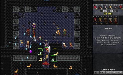 Defender Quest Battle