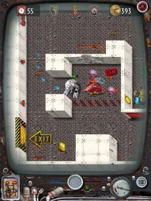 Droidscape Basilica - screenshot 1