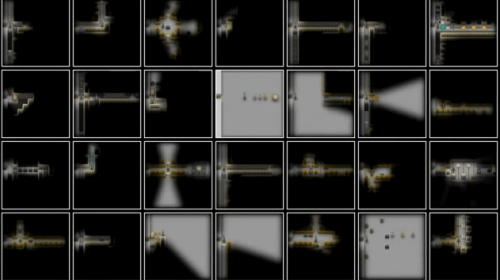 castle doctrine by Jason Rohrer screenshot 3 - security cams