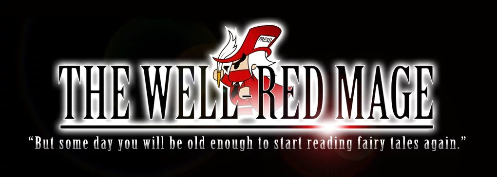 The Well-Red Mage