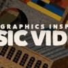 Motion Graphics Inspiration: Music Videos #01