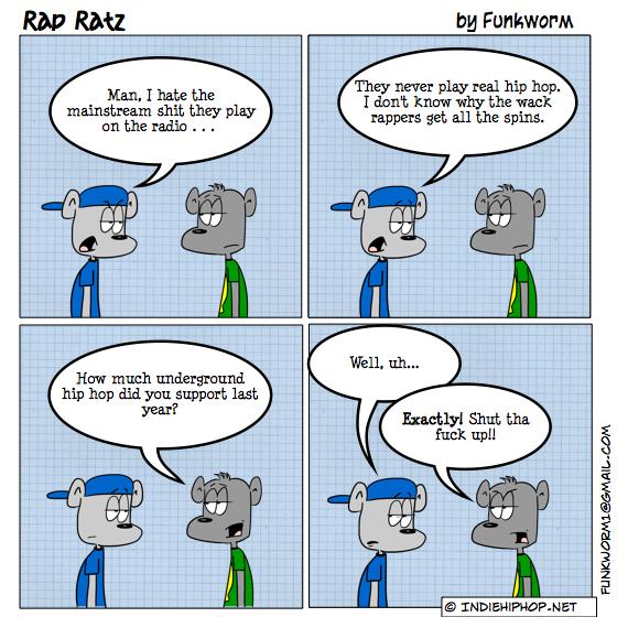Indie Hip-Hop