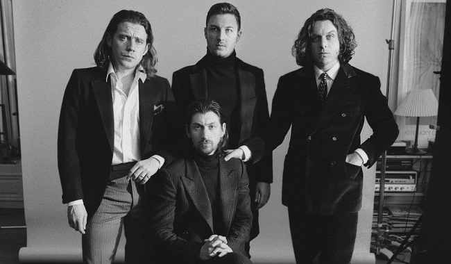 Arctic Monkeys announce worldwide pop-up stores
