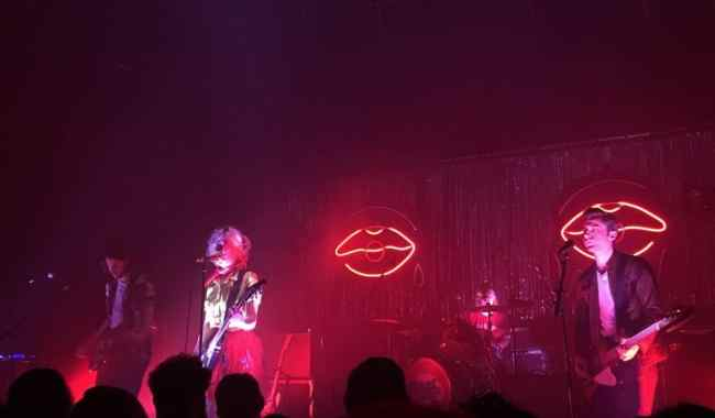 Live Review: Black Honey at Riverside Newcastle (October 19 2018)
