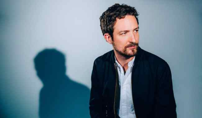 Frank Turner Be More Kind press shot 2018