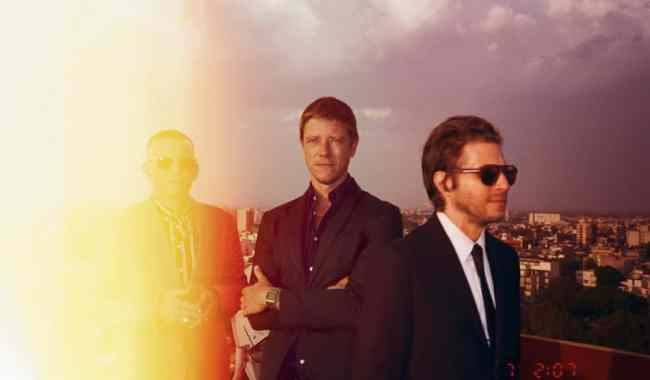 Interpol announce intimate album release shows