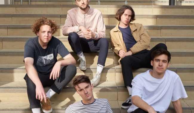 Island Club share new single 'Talk It Out'