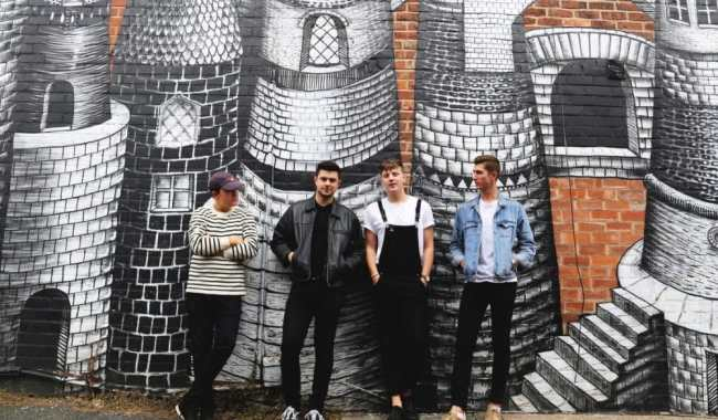 The Covasettes drop new single 'Wild'