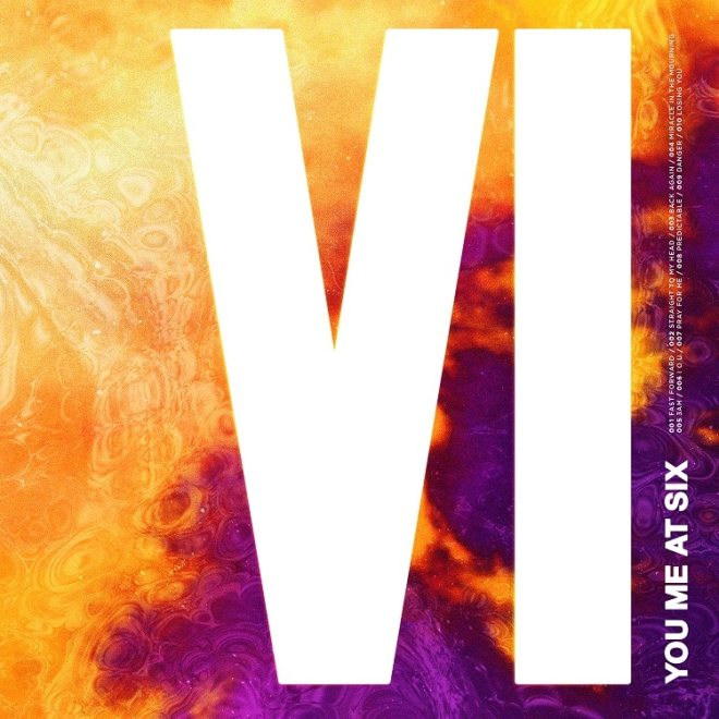 you me at six vi cover artwork