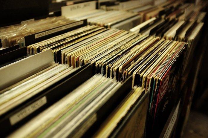 dischi in vinile