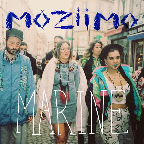 Moziimo - Marine