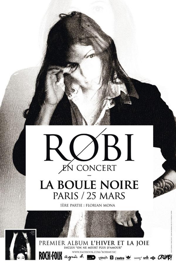 Robi - La Boule Noire