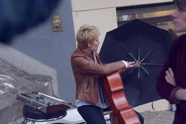 A Rainmaker