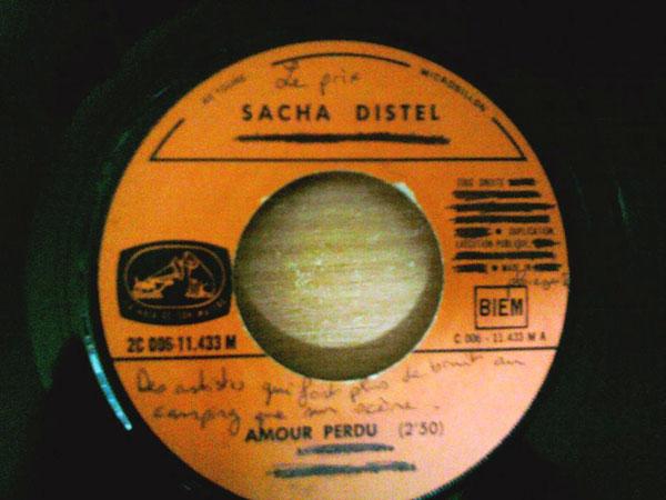 Prix Sacha Distel