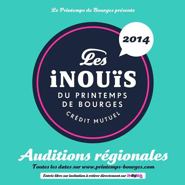 Inouis Printemps de Bourges