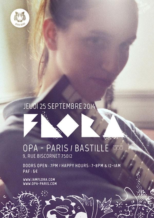 Flora - Opa 25 septembre