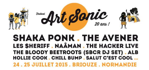 Art Sonic 20