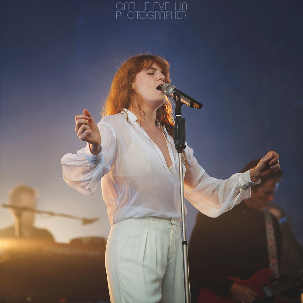 Florence and The Machine par Gaelle Evellin 4