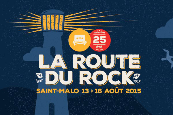 La Route du Rock collection ete 2015 2