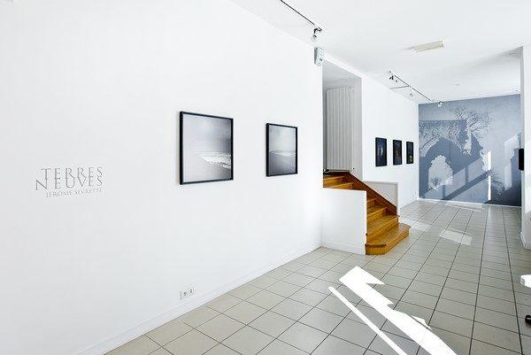 """Exposition de la série """"Terres Neuves"""" à Vitré"""
